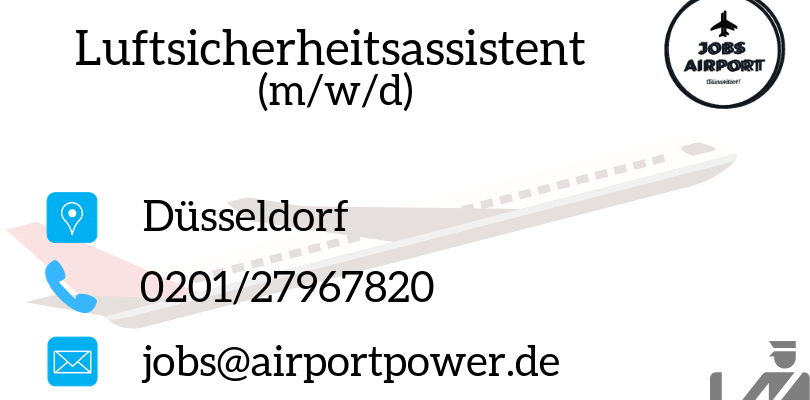 Luftsicherheitsassistent*in